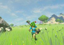 Zelda BOTW Master Trials DLC File Size Smaller on Switch than Wii-U