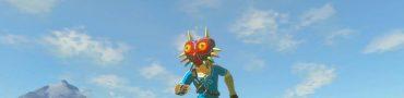 Zelda BOTW Master Trials DLC Pack Now Available
