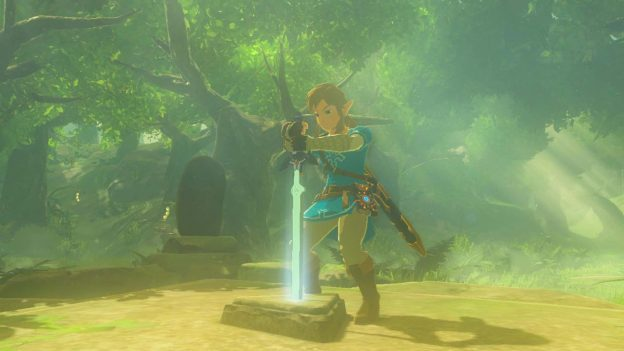 Zelda Breath of the Wild Master Mode Will Have Separate Save Slots