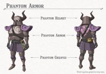 zelda botw phantom armor location