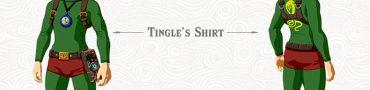 zelda botw tingle's outfit dlc location