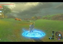 zelda botw travel medallion location