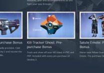Destiny 2 Three New Preorder Bonuses Discovered on Blizzard App