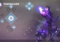 Destiny 2 Voidwalker Warlock Subclass All Talents List