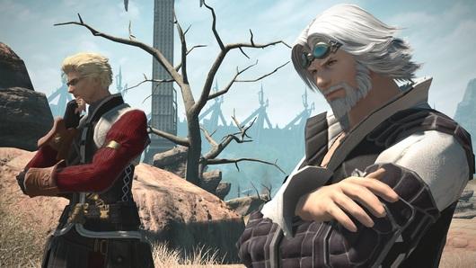 Final Fantasy XIV Stormblood Update Adds New Raid Quests