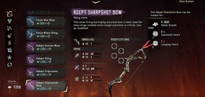 horizon zero dawn where to find new armor weapons
