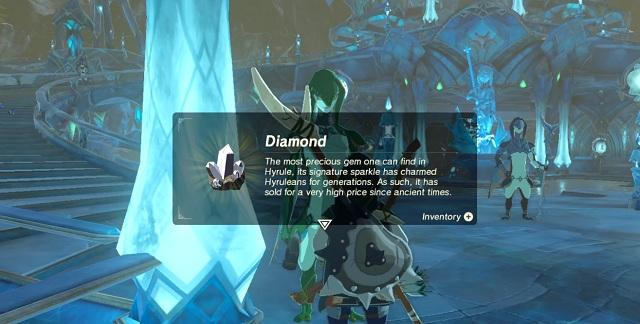 infinite gems glitch zelda