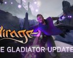 mirage arcane warfare gladiator update