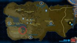 where to find flying platform chests zelda botw