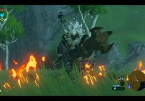 zelda botw how to kill white lynel master mode