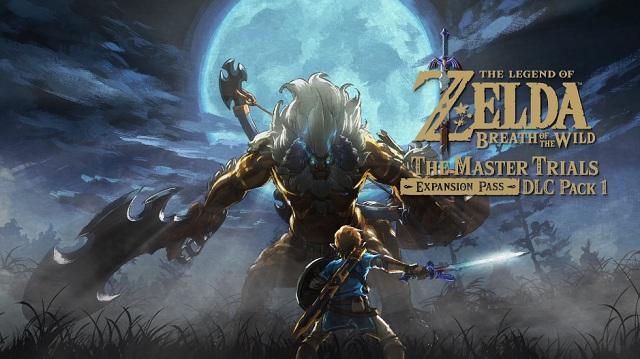 zelda botw how to unlock ex side quests master mode