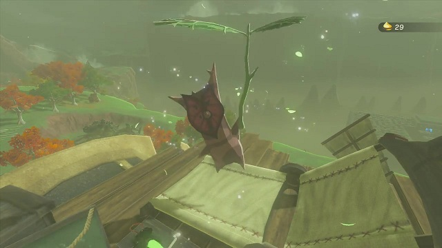 zelda botw infinite korok seeds glitch