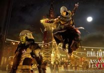FFXV Medjay & Master Assassin's Robes Costume Showcase