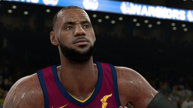 NBA 2K18 Updates Player