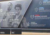 NBA Live 18 All Traits Description and Rank Unlocks