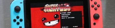 Nintendo Switch Getting Super Meat Boy, Mutant Mudds, & Inversus