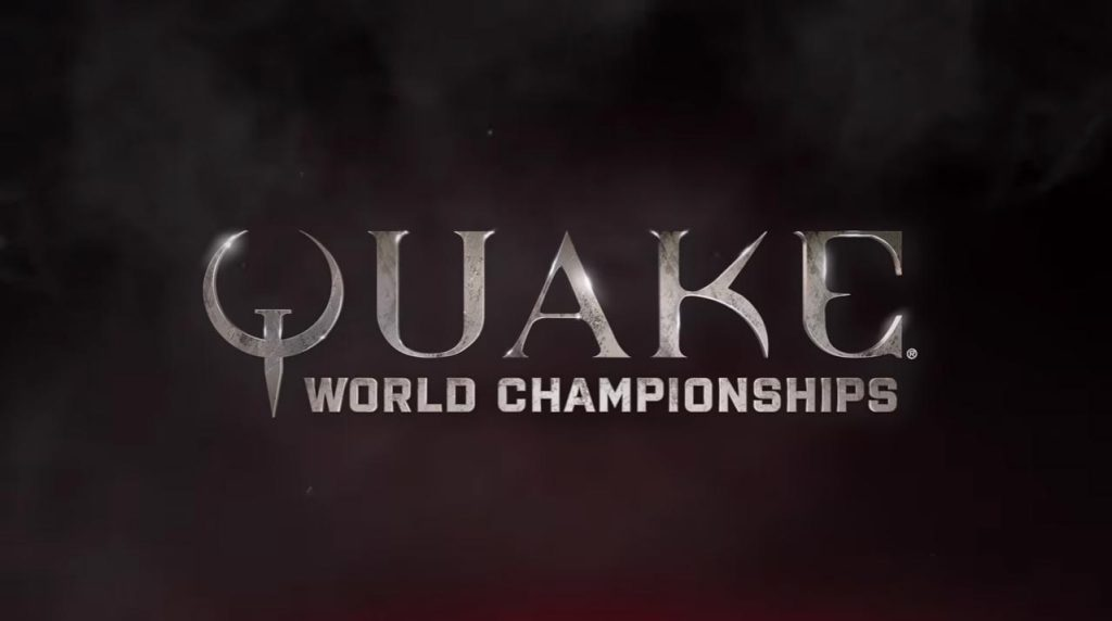 Quake World Championships Finals Coming to QuakeCon 2017