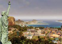 Tropico 6 Gamescom Trailer Showing the large Archipelagos