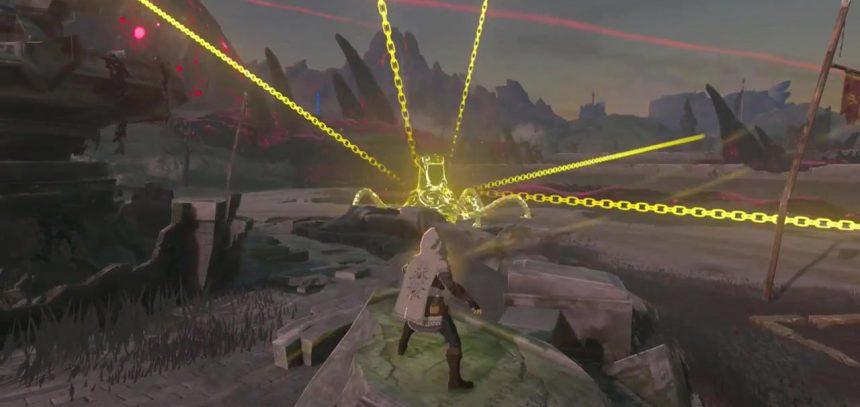 Zelda BOTW: Defeat Guardians with Stasis+ Glitch Exploit