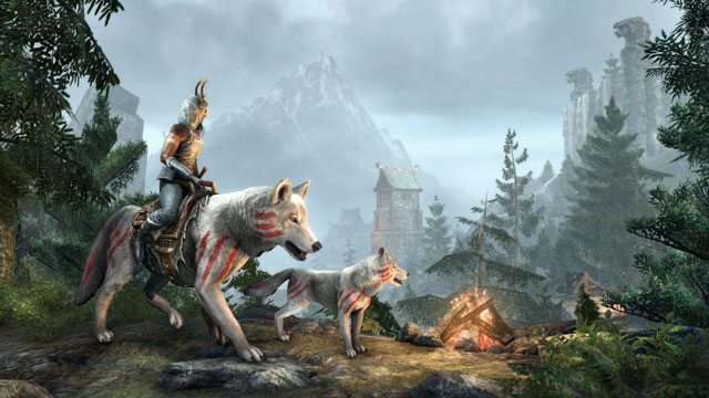 ESO Horns of The Reach DLC Arrives on Consoles Horns Of The Reach