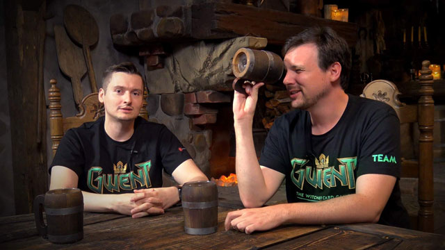 gwent social features dev diary