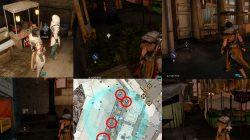 marketplace riddle solution assassin's treasure quest