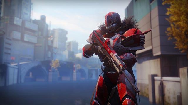 Destiny 2 Exotic Titan Armor - How to Get it, Perks ...