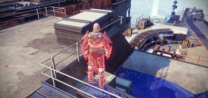 Destiny 2 Floor is Lava Challenge - How to Complete