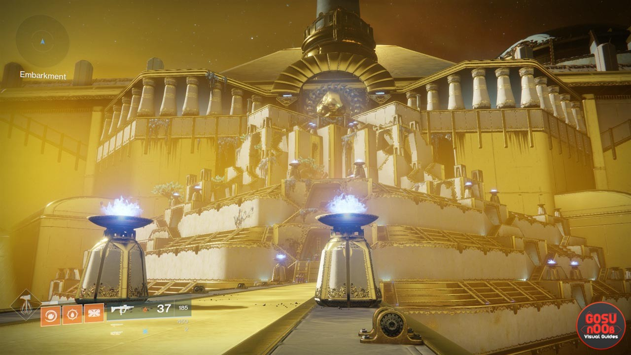 Destiny 2 Leviathan Raid All Bosses And Rewards