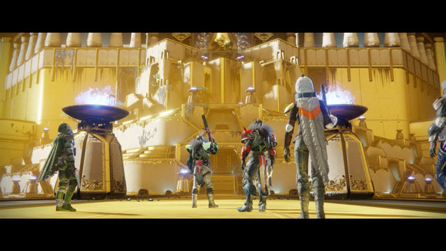 Destiny 2 Leviathan Raid Rewards Loot Armor And Weapons