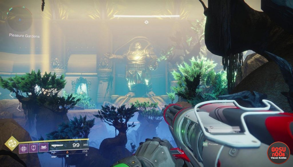 destiny 2 pleasure gardens trial leviathan raid