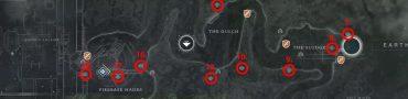 Destiny 2 Region Chest Locations in EDZ