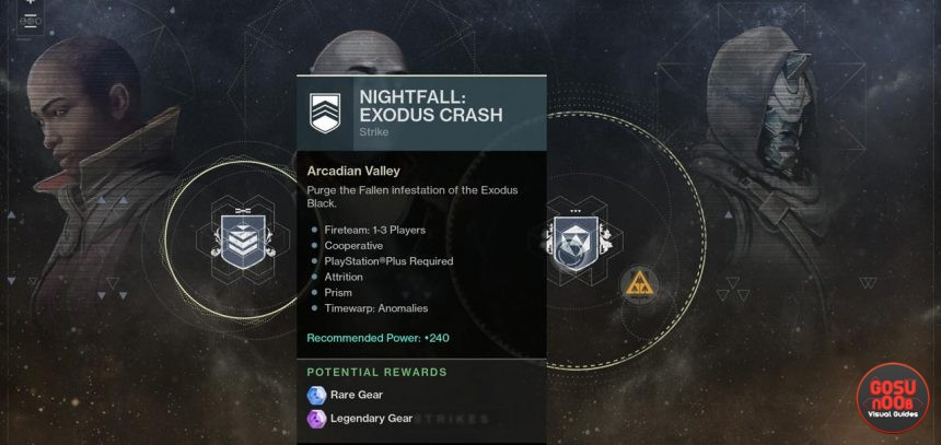 Destiny 2 Weekly Reset September 19th 2017 - Nightfall, Flashpoint