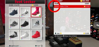 NBA 2K18 How to Get Free Shoes & Clothes Glitch