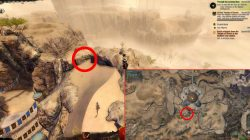 Vision Crystal Second Location GW 2 Path of Fire