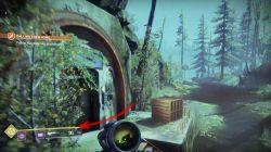 destiny 2 edz lost sector the drain