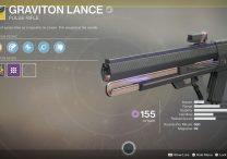 destiny 2 graviton lance exotic pulse rifle