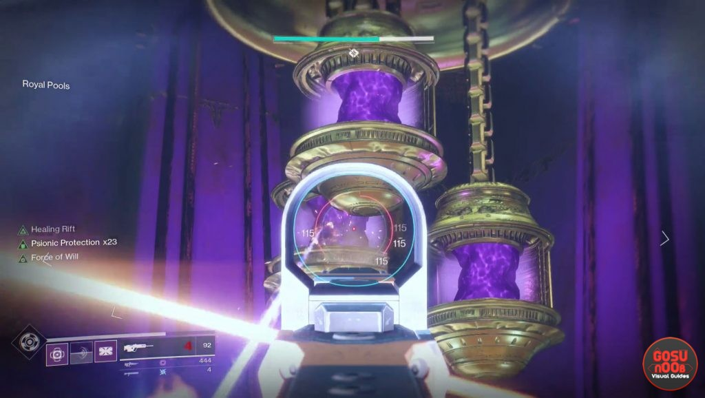 destiny 2 leviathan raid royal pools guide