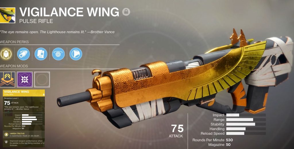 destiny 2 vigilance wing exotic