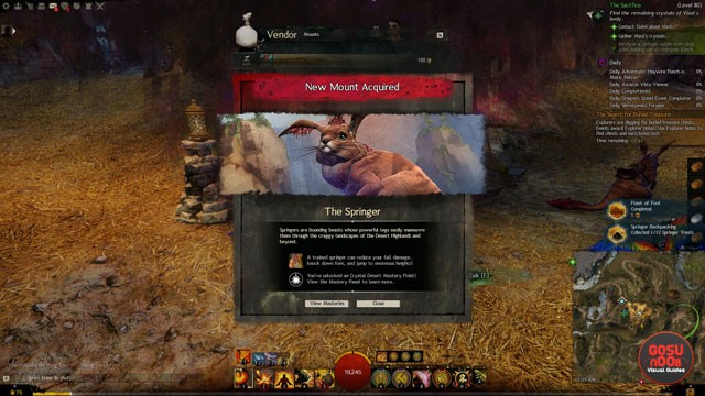 how to get to path of fire gw2