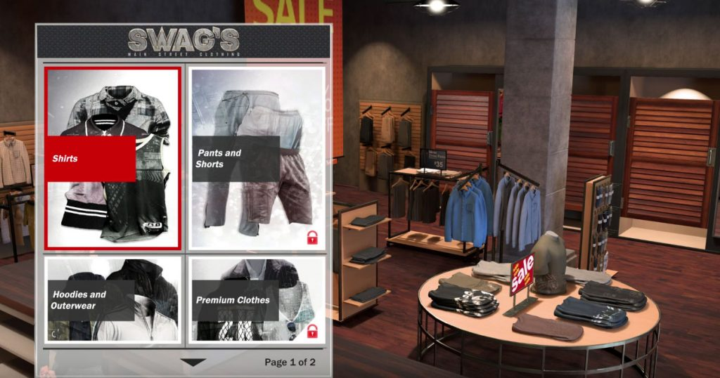 NBA 2K18 How To Change Shoes Clothes