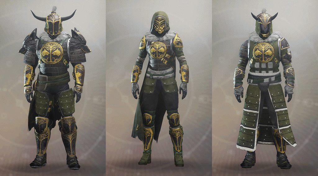 Destiny 2 Iron Banner Armor Weapons