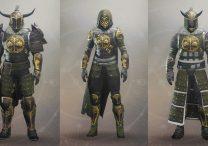 Destiny 2 Iron Banner Armor & Weapons