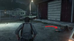 Evil Within 2 Weapon Laser Sighted Handgun Location