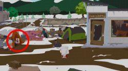 Гайд и прохождение South Park Fractured But Whole – как найти все картинки, рисунки и плакаты с Яой