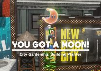 Metro kingdom power moon 21 city gardening building planter seed SMO
