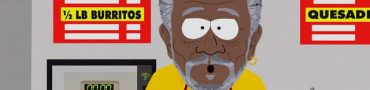 South Park Fractured But Whole Morgan Freeman - Farts Over Freckles