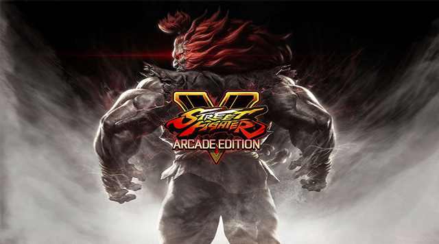Street Fighter 5 Arcade Edition Announced for Early 2018