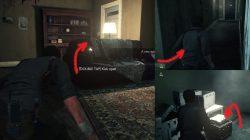 The Evil Within 2 Sawed off Shotgun Entrance