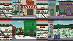 Where to find Fast Travel Points South Park Fractured But Whole
